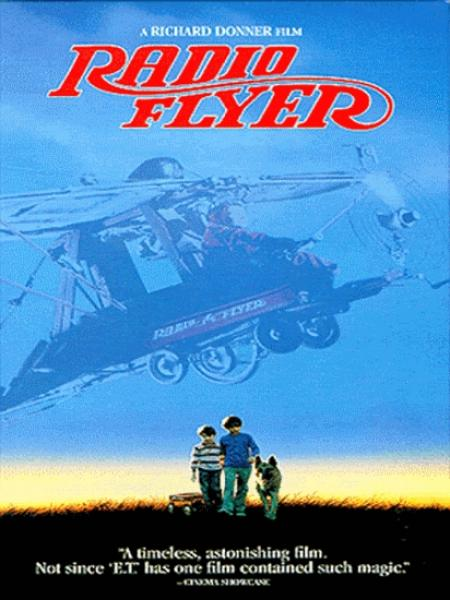 a review of the movie radio flyer
