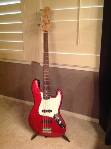 My new bass